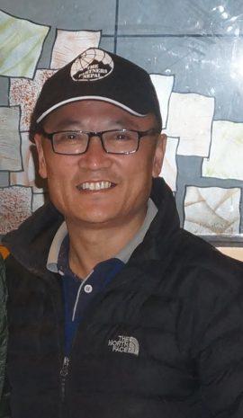 Tsedar Bhutia