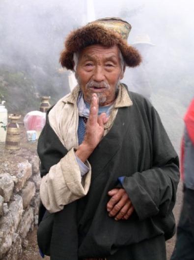 Sherpa-People-Greeting